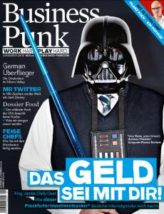 gedruckte Empfehlungen BusinessPunk cover01 2012 blau