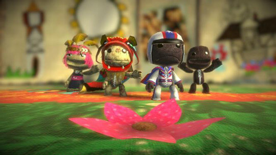 Little Big Planet - PS Vita LBPVita2