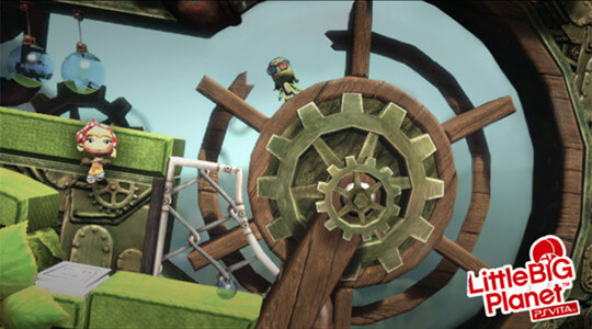 Little Big Planet - PS Vita LBPVita4