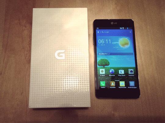 LG Optimus G – Ein Interview