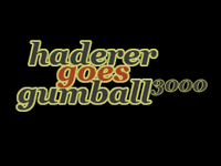 Haderer goes Gumball 3000