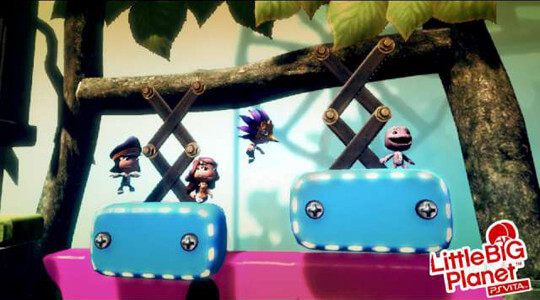 Little Big Planet - PS Vita little big planet ps vita