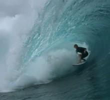 Surfen bei 1000 Bildern pro Sekunde