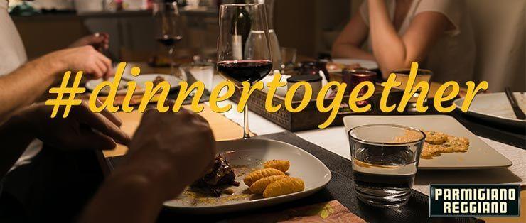 Parmigiano Reggiano Night #dinnertogether