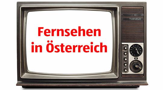 Fernsehen in AT oder Boah ist das langweilig.