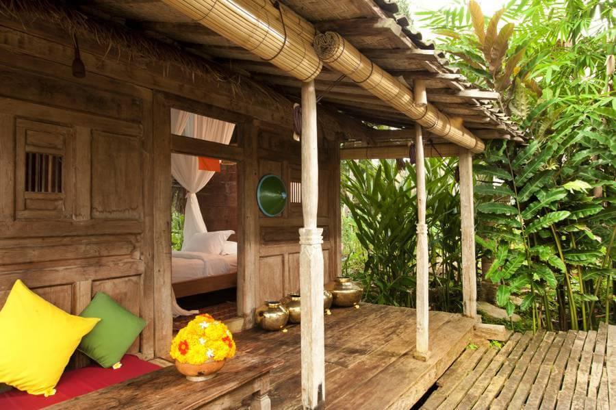 Hotel Bambu Indha Bali